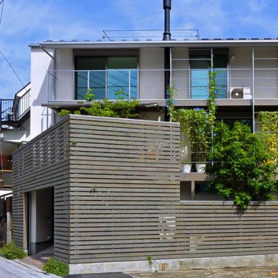 SUR都市建築事務所の雑司が谷ZEH