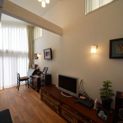 豊田和久建築工房の三咲の家