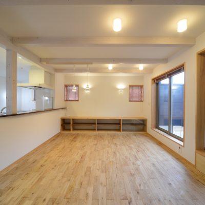 豊田和久建築工房の真間の家