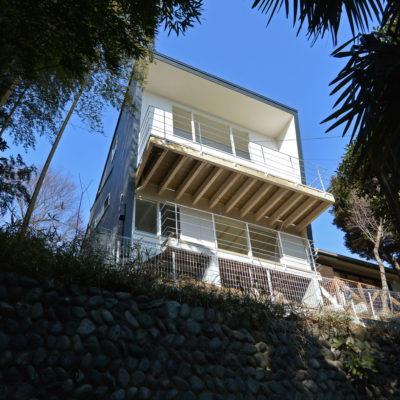 SUR都市建築事務所の原田邸竣工