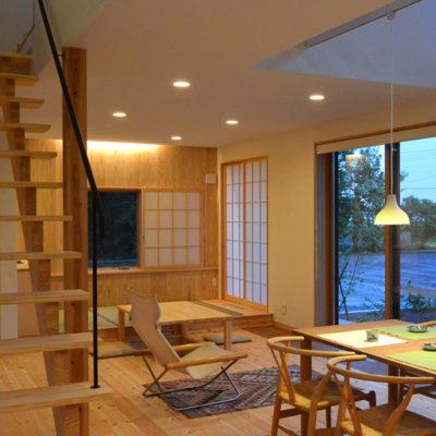 SUR都市建築事務所の難波田の住宅
