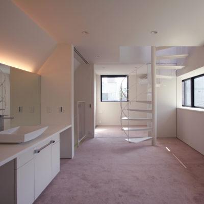 設計事務所アーキプレイスの08s ひかりを組み込む家