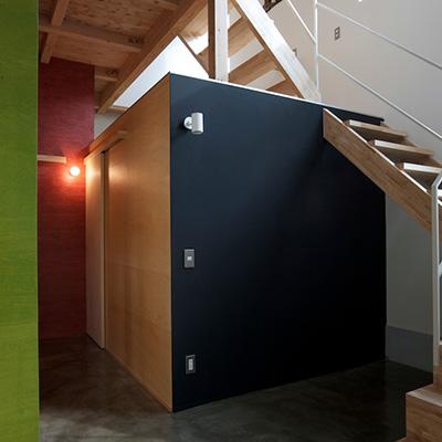 佐々木善樹建築研究室の施工事例1