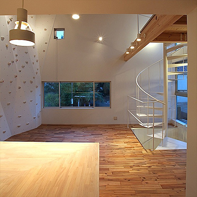 佐々木善樹建築研究室の施工事例3