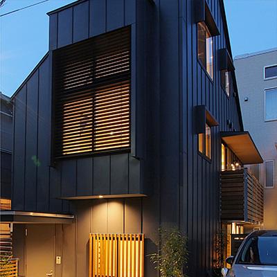 佐々木善樹建築研究室の施工事例7