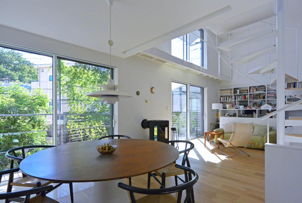 家づくりのプロが建てた、美しくて、エコな住宅