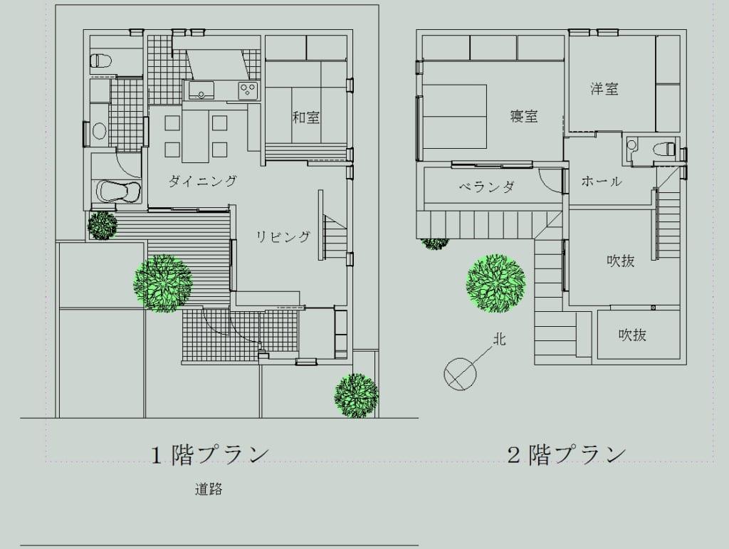 住宅の概要