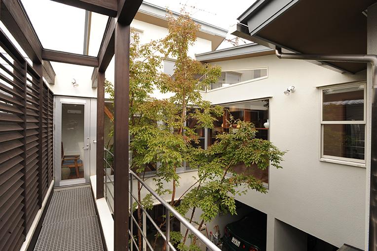 関さんの自邸