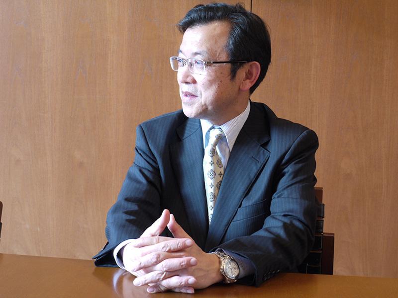 代表の白井康雄さん