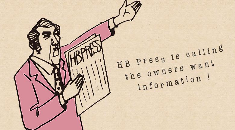 すまい手が本当に欲しい情報を発信する「HB PRESS」