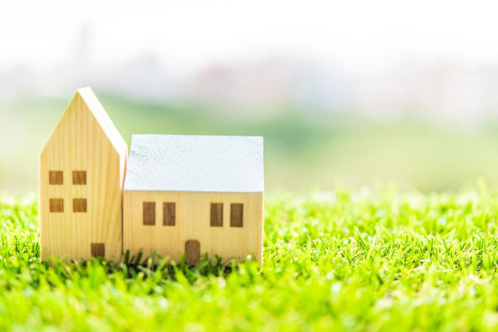 エコな家づくりは「スモール&シンプルで環境にやさしい家」