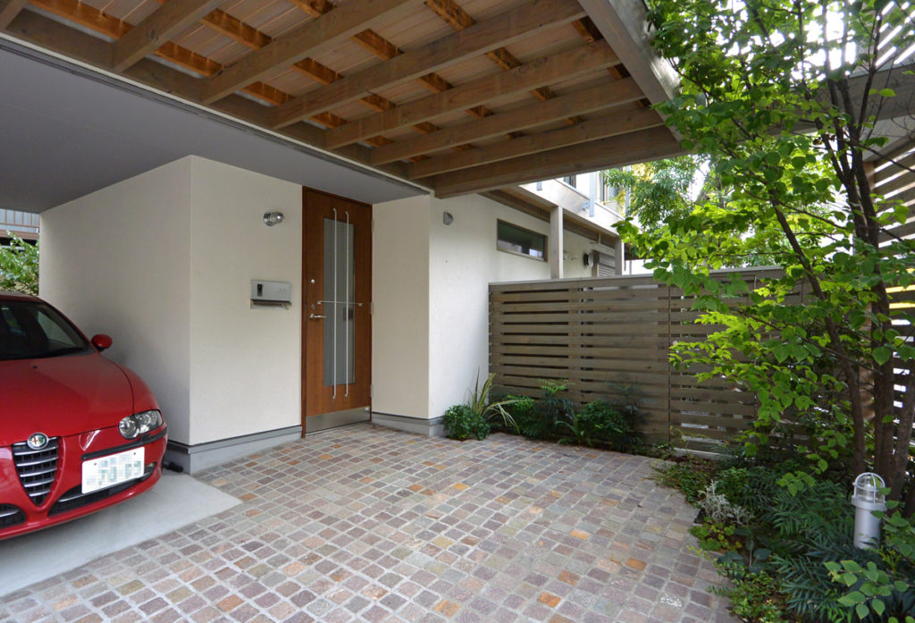 造園計画:庭があってはじめて家は完成する