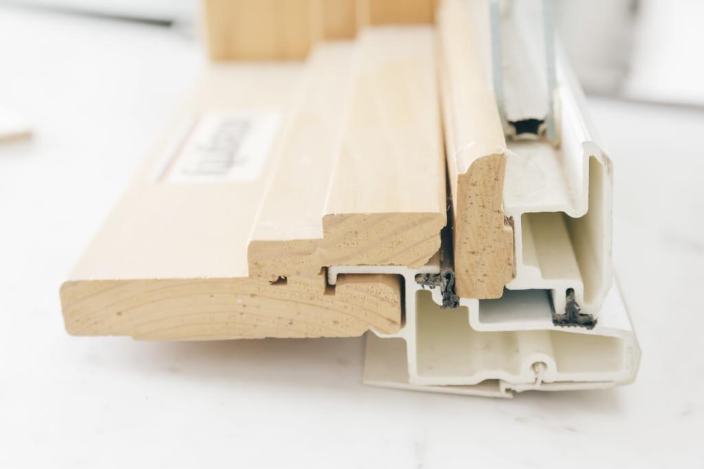 より断熱効果を高めた構造の二重窓