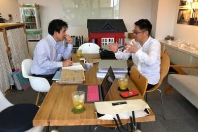 日立と横浜の工務店が「家づくりの仕事」について語り合う