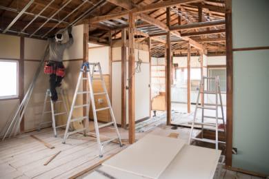 リフォームやリノベーションはマンションより戸建住宅が難しい理由