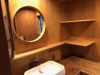 デザインライフ設計室 洗面室