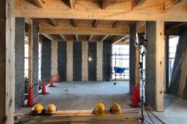 日本初の試みが実現した木造耐火建築物の構造見学会に参加
