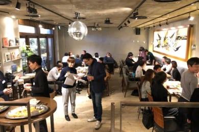 第18回設計事務所カフェに参加